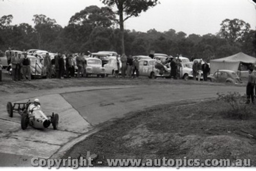 Templestowe HillClimb 1959 - Photographer Peter D'Abbs - Code 599280