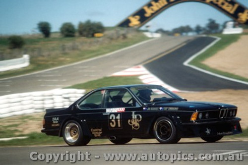 84724 - Richards / Longhurst - BMW 635 csi - Bathurst 1984