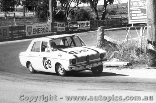 67723 - MacArthur / Treloar - Hillman Arrow -  Bathurst  1967