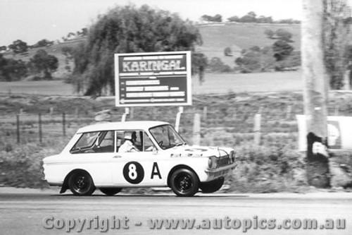 67727 - Eiffeltower / OKeefe - Hillman Imp -  Bathurst  1967