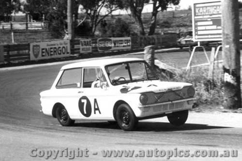 67729 - Little / Pomroy -  Hillman Imp -  Bathurst  1967