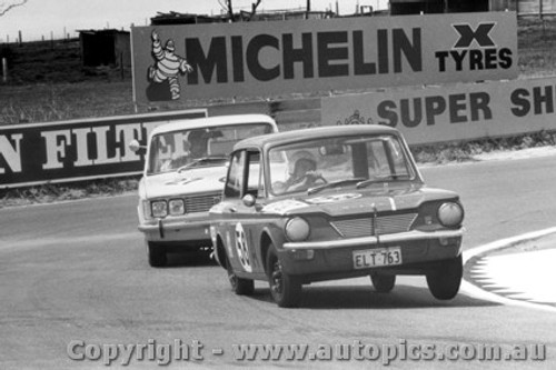 68714 - Johns / Frazer- Hillman Imp GT - Bathurst 1968