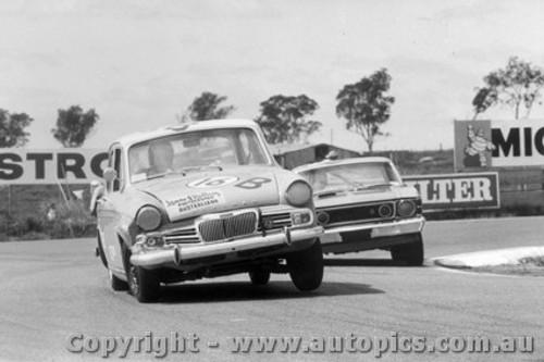69724 - Ledingham / Beck - Hillman Gazell - Bathurst 1969