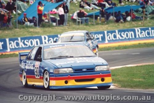 92705 - Seton / Jones Ford Falcon EB Bathurst 1992