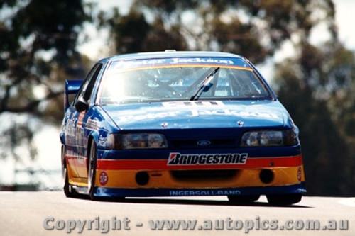 93712  -  G. Seton / A. Jones  -  Bathurst 1993 - Ford Falcon EB