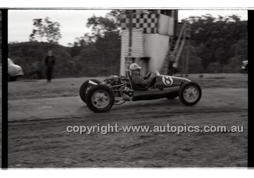 Templestowe HillClimb 7th September 1958 - Photographer Peter D'Abbs - Code 58-T7958-009