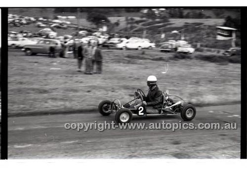 Templestowe HillClimb 7th September 1958 - Photographer Peter D'Abbs - Code 58-T7958-027