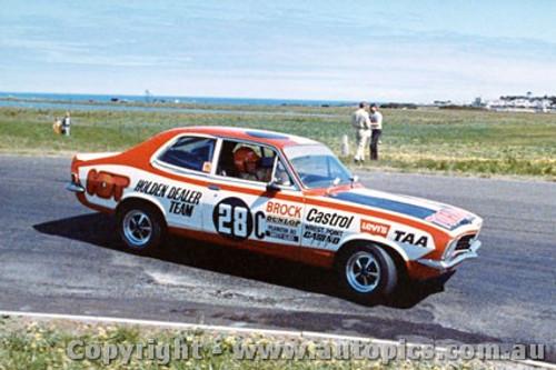 72026 - Peter Brock Holden Torana XU1 Phillip Island 1972
