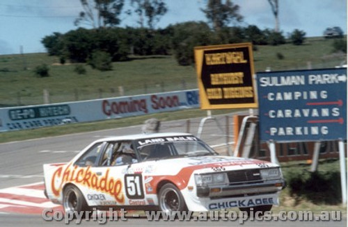 81717 - Land / Bailey - Bathurst 1981 - Toyota Celica