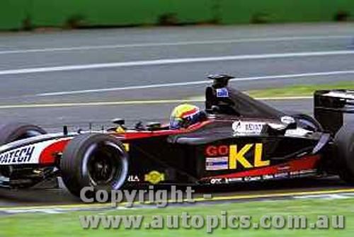202503 - Mark Webber - Minardi - Australian Grand Prix 2002