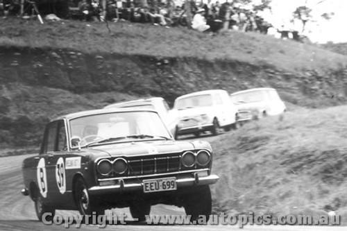 66715 - Murray / McLachlan Prince Skyline - Bathurst 1966