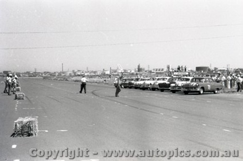 All of 1958 Fishermans Bend - Photographer Peter D'Abbs - Code FB1958-407