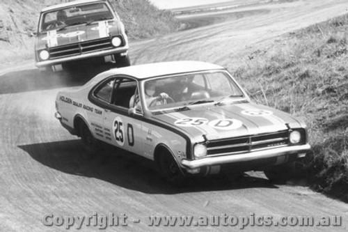 68717 - Brian Muir / George ReynoldsHolden Monara GTS 327 - Bathurst 1968