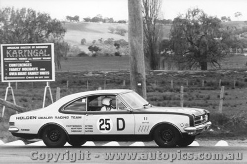 68718 - Brian Muir / George Reynolds Holden Monara GTS 327 - Bathurst 1968