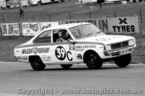 69726 - Haehnle / Wherrett Mazda R100 Coupe - Bathurst 1969