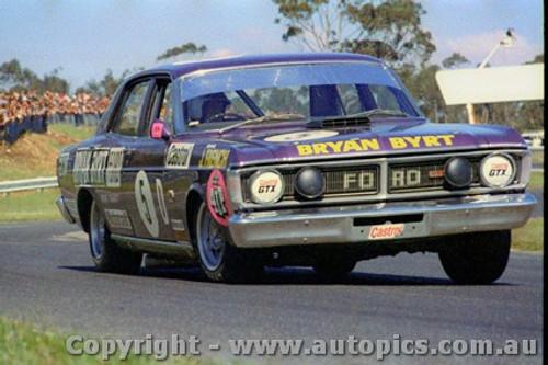 72037 - John French  Ford Falcon GTHO - Sandown 1972
