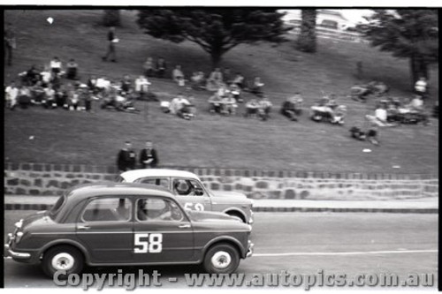Geelong Sprints 23rd August 1959 -  Photographer Peter D'Abbs - Code G23859-5