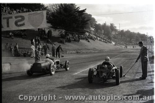 Geelong Sprints 23rd August 1959 -  Photographer Peter D'Abbs - Code G23859-12