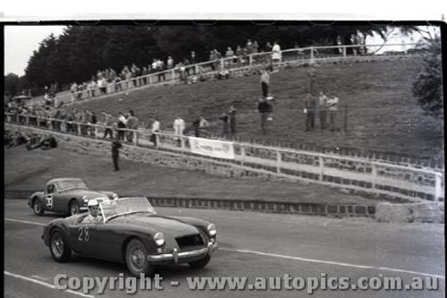 Geelong Sprints 23rd August 1959 -  Photographer Peter D'Abbs - Code G23859-47