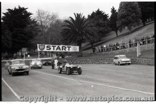 Geelong Sprints 23rd August 1959 -  Photographer Peter D'Abbs - Code G23859-50