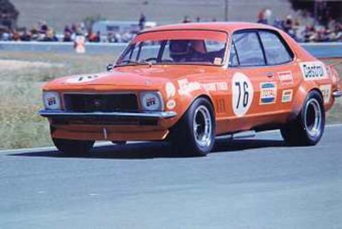 72040 - John Harvey - Holden Torana - Calder 1972
