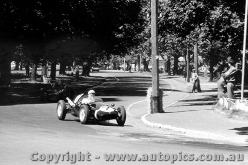 58502 - Stirling Moss - Cooper - Albert Park 1958