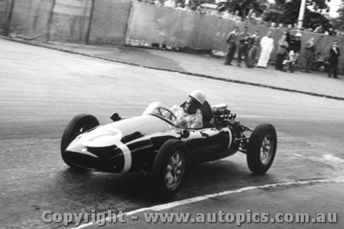 58506 - Stirling Moss - Cooper - Albert Park 1958