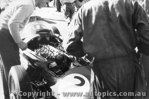 57502 - Stan Jones Maserati - Albert Park 1957