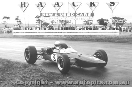 67529 - Ian Cook Elfin Mono - Sandown 1967