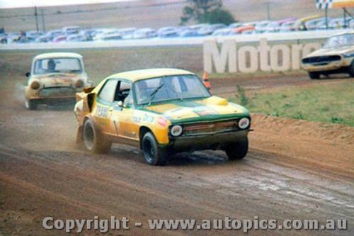 72953 - P. Brock Toran XU1 - Calder Rallycross 1972
