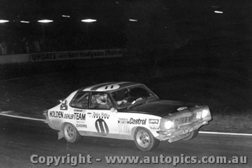 72951 - P. Brock Toran XU1 - Dulux Rally  Oran Park Sprint  1972