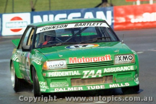 83723 - Johnson / Bartlett - Ford Falcon XE Bathurst 1983