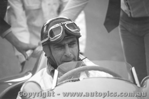 78509 - Juan Manuel Fangio - Mercedes W196 Silver Arrow - Sandown 1978