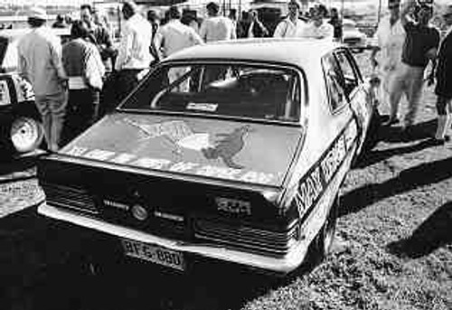 70722  -  D. Holland  -  Bathurst 1970 -3rd Outright & Class C Winner - Holden ToranaGTR XU1
