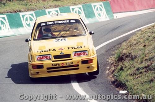 92712 - K. Waldock / M. Preston -  Bathurst 1992 - Ford Sierra RS500