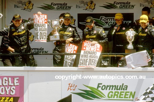203063 - Brock / Murphy / Bright / Kelly - Holden Monaro CV8 - Bathurst 24 Hour 2003