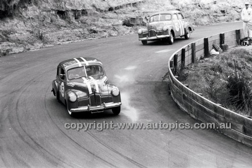 Bo Seton, FX Holden - Catalina Park Katoomba - 8th November 1964 - Code 64-C81164- 74