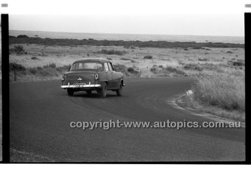Bob Holden, Holden - Phillip Island - 26th December 1957 - Code 57-PD-P261257-022
