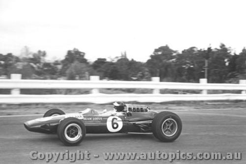 67531 - Jim Clark Lotus - Tasman Series Sandown 1967