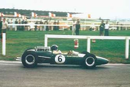 67532 - Jim Clark Lotus - Tasman Series Sandown 1967