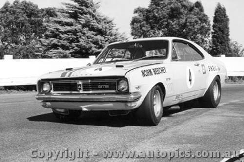 71052 - Norm Beechey Holden Monaro - Sandown 1971