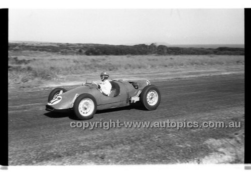 K. Young, Porsche Special - Phillip Island - 26th December 1958 - 58-PD-PI261258-001