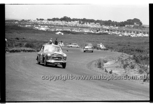 G. Spanos, Morris Major - Phillip Island - 26th December 1958 - 58-PD-PI261258-054