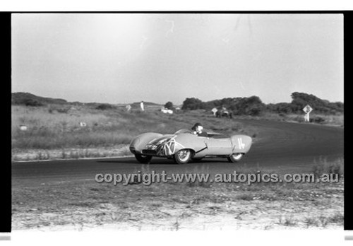J. Leighton, Lotus XI - Phillip Island - 30th March  1959 - 59-PD-PI30359-050