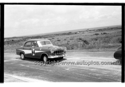 J Reaburn, Holden - Phillip Island - 13th December  1959 - 59-PD-PI231259-080