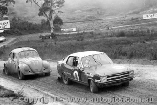 72956 - T. Alessi GTR Torana  - Catalina Rallycross 1970 - Catalina Park Katoomba