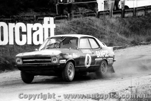 72957 - T. Alessi GTR Torana  - Catalina Rallycross 1970 - Catalina Park Katoomba
