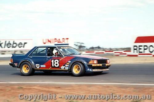 80018 - M. Carter Ford Falcon XD  - Calder  1980