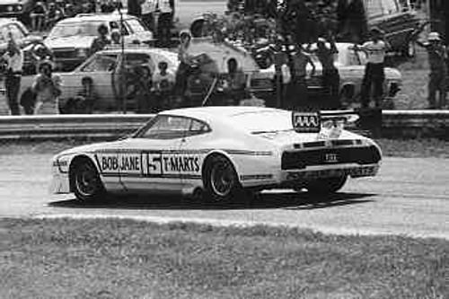 81010 - J. Richards Ford Falcon - Sandown 1981