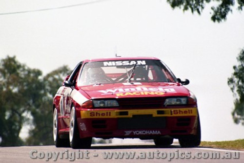92715  -  J. Richards / M. Skaife  -  Bathurst 1992 - 1st Outright - Nissan GTR